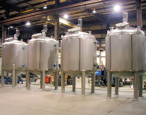 Tanks, Vessels & Processing Equipment